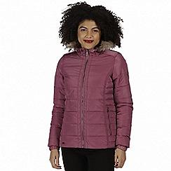 Regatta - Pink 'Wynne' insulated jacket