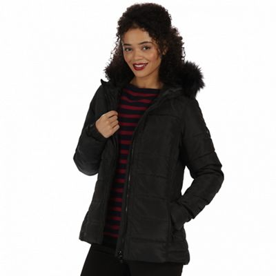 Regatta Black 'Wynne' insulated jacket | Debenhams