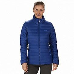 Regatta - Blue 'Icebound' lightweight jacket