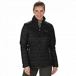 Regatta - Black 'Icebound' lightweight jacket