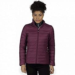 Regatta - Purple 'Icebound' lightweight jacket
