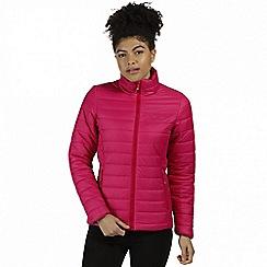 Regatta - Pink 'Icebound' lightweight jacket