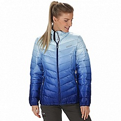 Regatta - Blue 'Azuma' insulated jacket