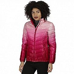 Regatta - Pink 'Azuma' insulated jacket