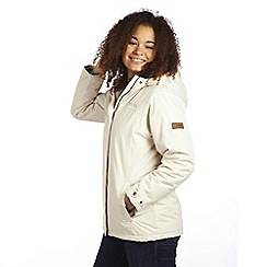 Regatta - Lightvanilla dustie jacket