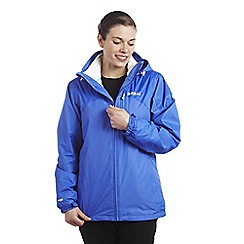 Regatta - Blue alegra 3 in 1 waterproof jacket
