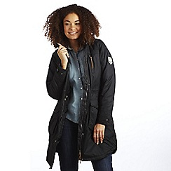 Regatta - Black wmns landbreak jacket