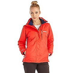 Regatta - Red lamont waterproof jacket