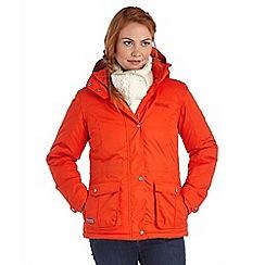 Regatta - Red solarstorm waterproof jacket