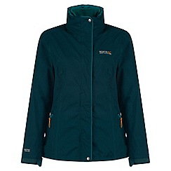 Regatta - Teal Cirro 3 in 1 waterproof jacket