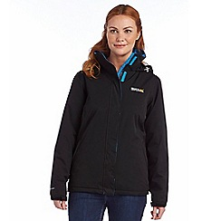 Regatta - Black cirro 3 in 1 waterproof jacket