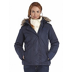 Regatta - Navy loriner winter jacket