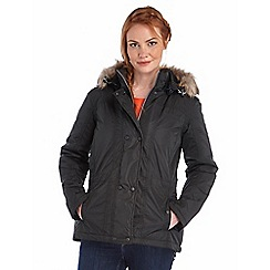 Regatta - Black loriner winter jacket