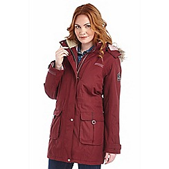 Regatta - Fig paso waterproof insulated parka