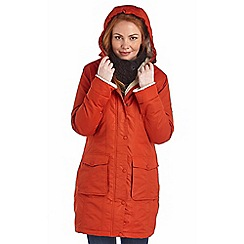 Regatta - Burnt tikka roanstar waterproof insulated coat