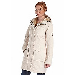 Regatta - Vanilla roanstar waterproof insulated coat