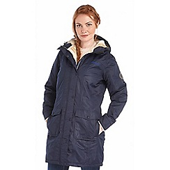 Regatta - Navy roanstar waterproof insulated coat