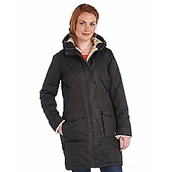 Regatta - Black roanstar waterproof insulated coat