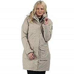 Regatta - Natural Roanstar waterproof insulated coat