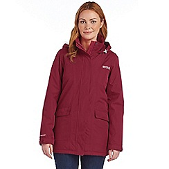 Regatta - Beetroot blanchet waterproof jacket