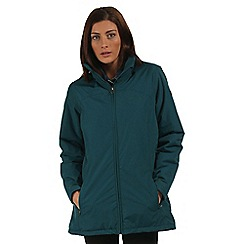 Regatta - Teal Myrtle waterproof jacket