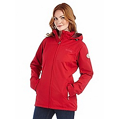 Regatta - Red myrtle waterptoof jacket