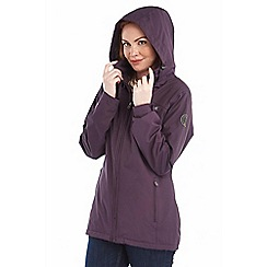 Regatta - Plum myrtle waterptoof jacket