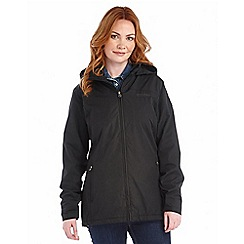 Regatta - Black myrtle waterptoof jacket