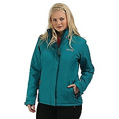 Regatta - Teal Keeley waterproof jacket
