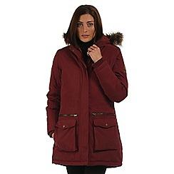 Regatta - Red Snowstar waterproof jacket
