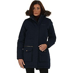 Regatta - Navy Snowstar waterproof jacket