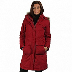 Regatta - Red Lumexia waterproof parka