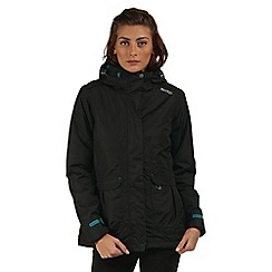 Regatta - Black Seyma waterproof jacket