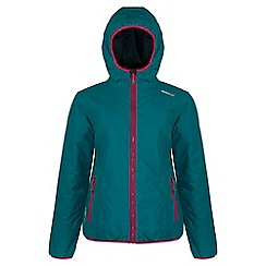 Regatta - Teal Tuscan waterproof jacket