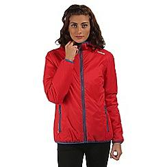 Regatta - Red Tuscan waterproof jacket