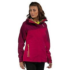 Regatta - Pink Carletta 3 in 1 jacket