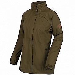 Regatta - Green 'Myrtle' waterproof insulated jacket