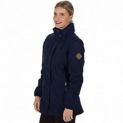 Regatta - Blue 'Myrtle' waterproof insulated jacket