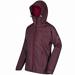 Regatta - Pink 'Louisiana' 3-in-1 waterproof jacket