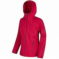 Regatta - Pink 'Wentwood' 3-in-1 waterproof jacket