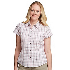 Regatta - Purple jenna shirt