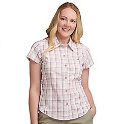 Regatta - Peach jenna shirt