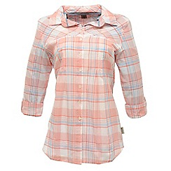 Regatta - Pink blossom starbright shirt