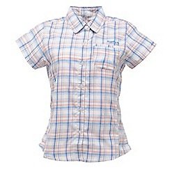 Regatta - French blue tamika shirt