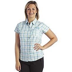 Regatta - Horizon blue tamika shirt