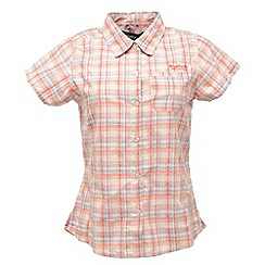 Regatta - Peach bloom tamika shirt