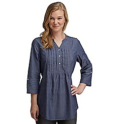 Regatta - Denim blue goddess tunic