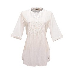 Regatta - White goddess tunic