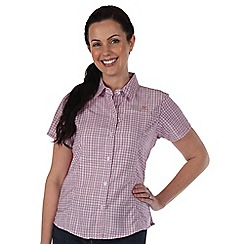Regatta - Purple heart talia shirt