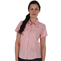 Regatta - Peach bloom talia shirt